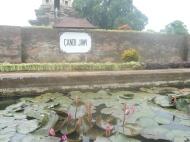 Candi Jawi tempat pendharmaan Sri Kertanegara sebagai Civa Budha (dhinarma ring jajawa)