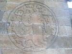 Medalion motif Garuda sesuai dengan cerita Garudeya